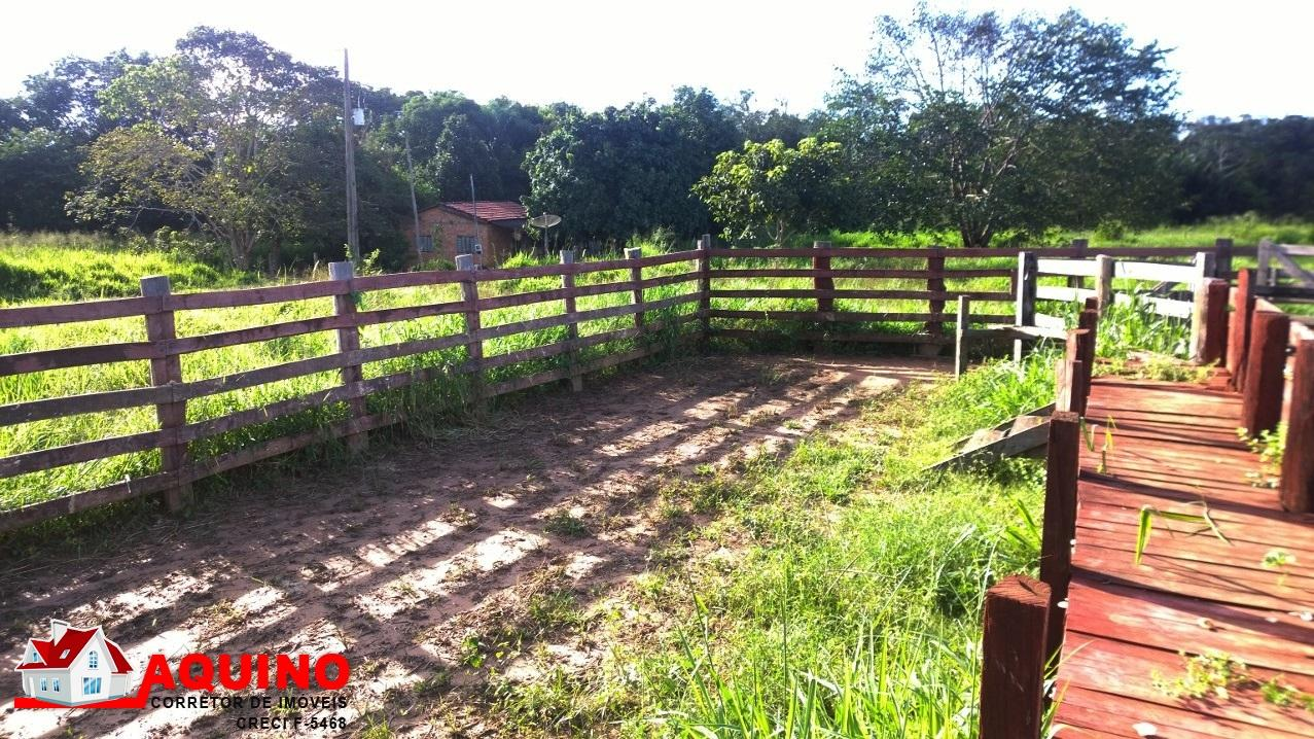 Sitio a venda com 68,97 hectares na Gleba Mercedes em Sinop/MT em pasto