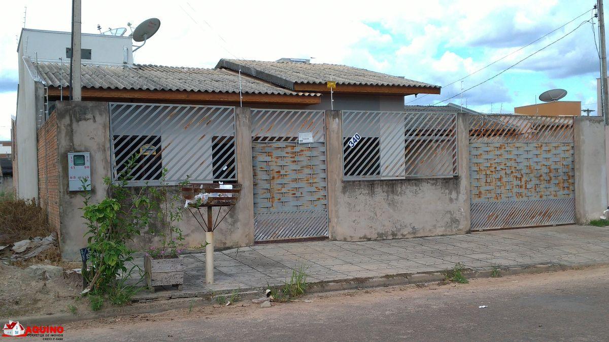 Casa a venda no Jardim das Acácias em Sinop/MT