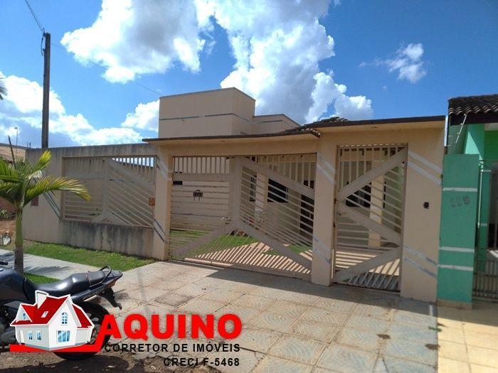 Casa a venda no Jardim Ibirapuera em Sinop/MT(aceita troca)
