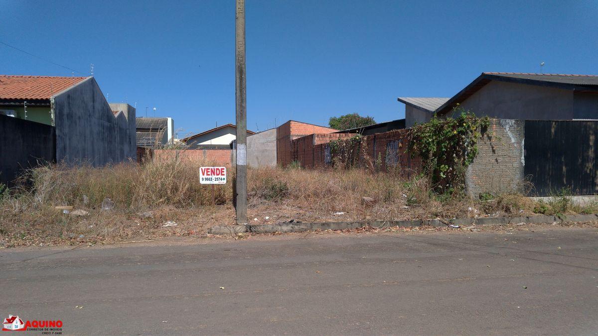 Terreno a venda no Jardim Menino Jesus II em Sinop/MT de 400 m²