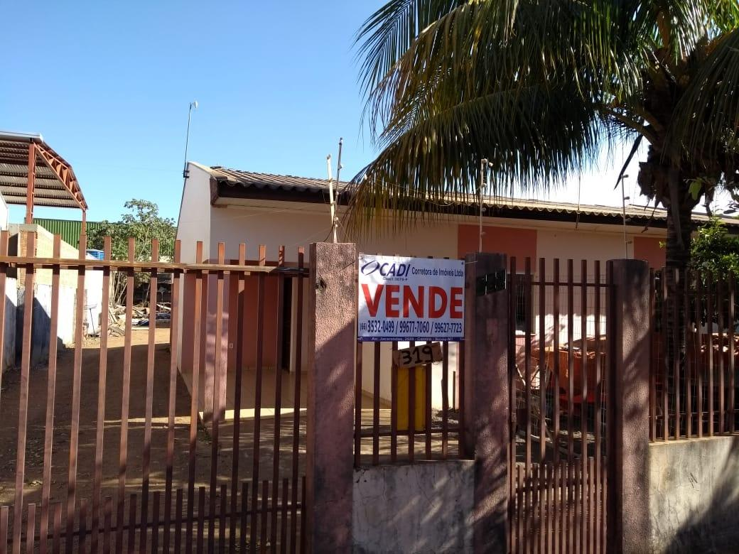 CASA A VENDA NO SETOR INDUSTRIAL NORTE