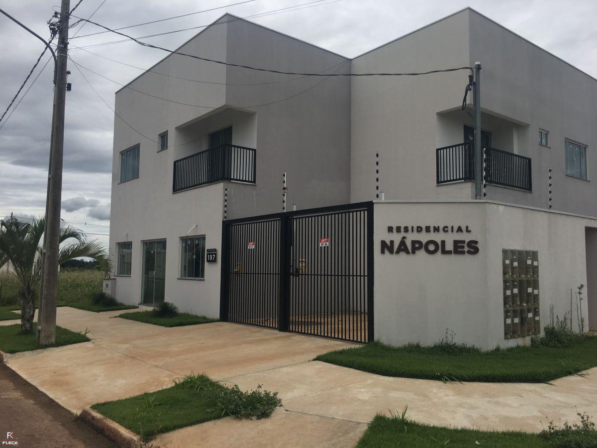 APARTAMENTO - JARDIM TERRA RICA II