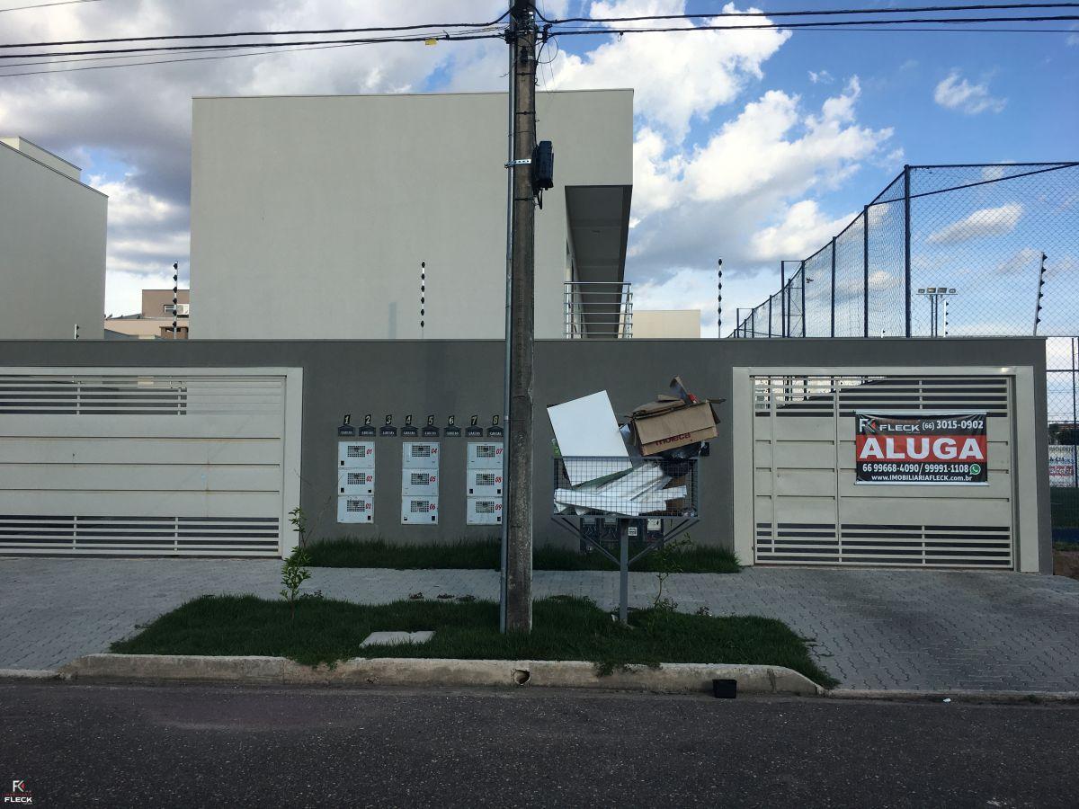 APARTAMENTO PARA LOCAÇÃO NO RESIDENCIAL FLORENÇA