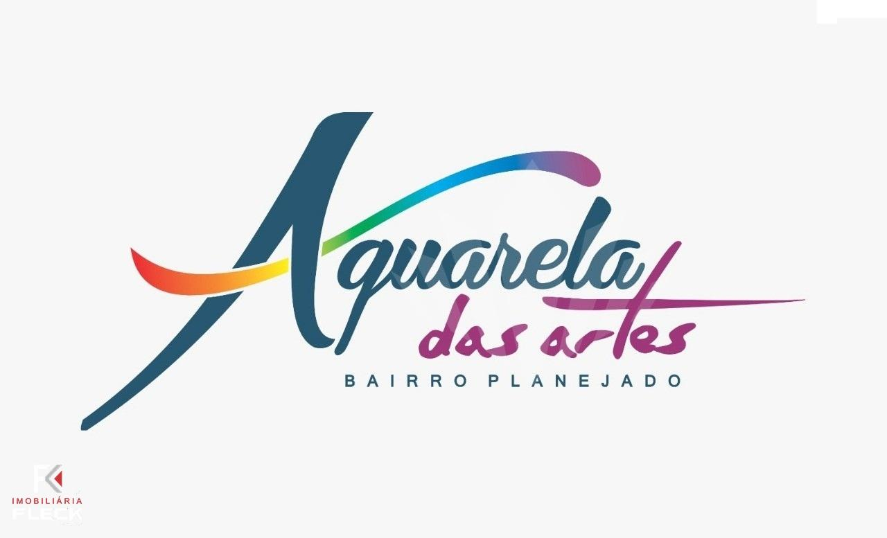 TERRENO A VENDA NO AQUARELA DAS ARTES
