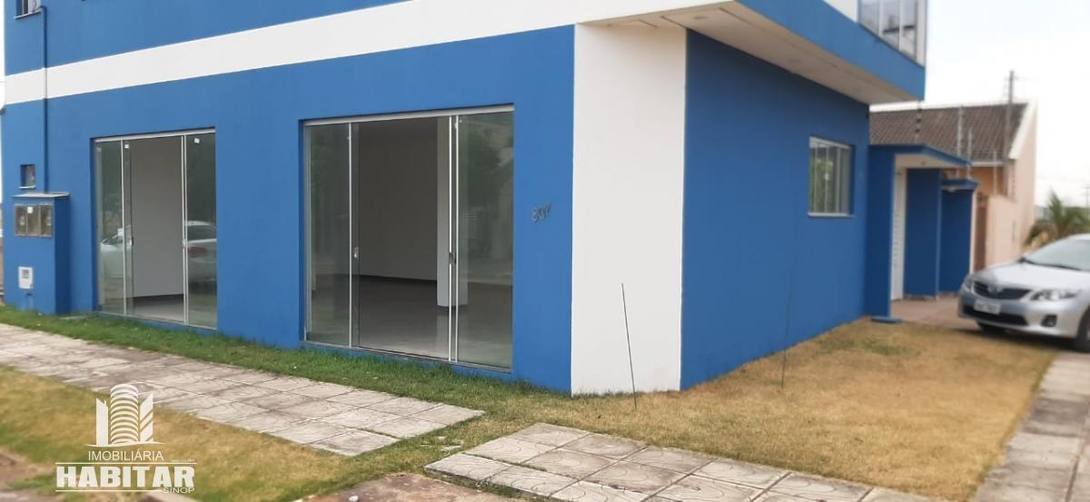 PONTO COMERCIAL PARA LOCAÇÃO NO RESIDENCIAL NOSSA SENHORA APARECIDA