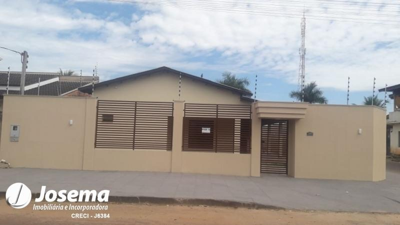 CASA A VENDA NO JD. VIOLETAS