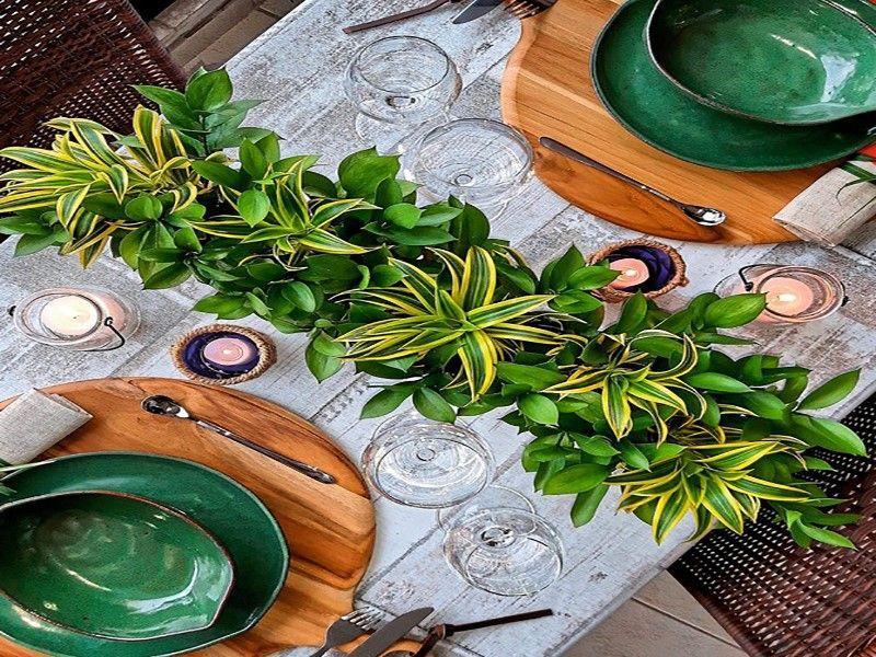 9 maneiras de arrumar a mesa para refeições em família