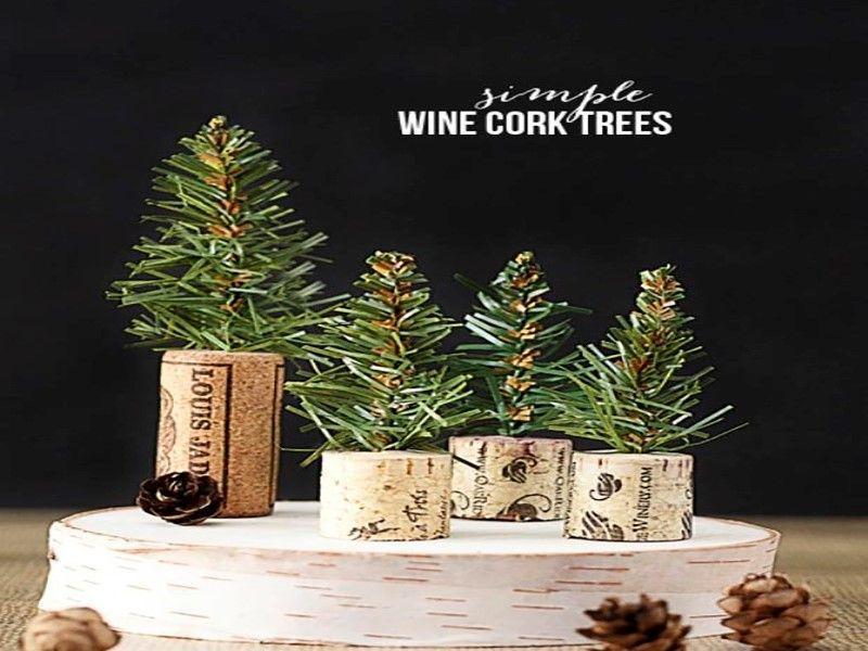 8 ideias de árvores de Natal para ambientes pequenos