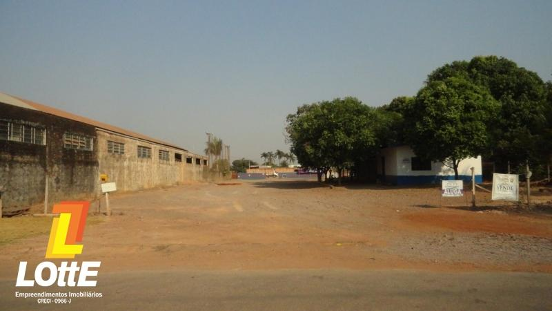 Terreno - Setor Industrial Sul
