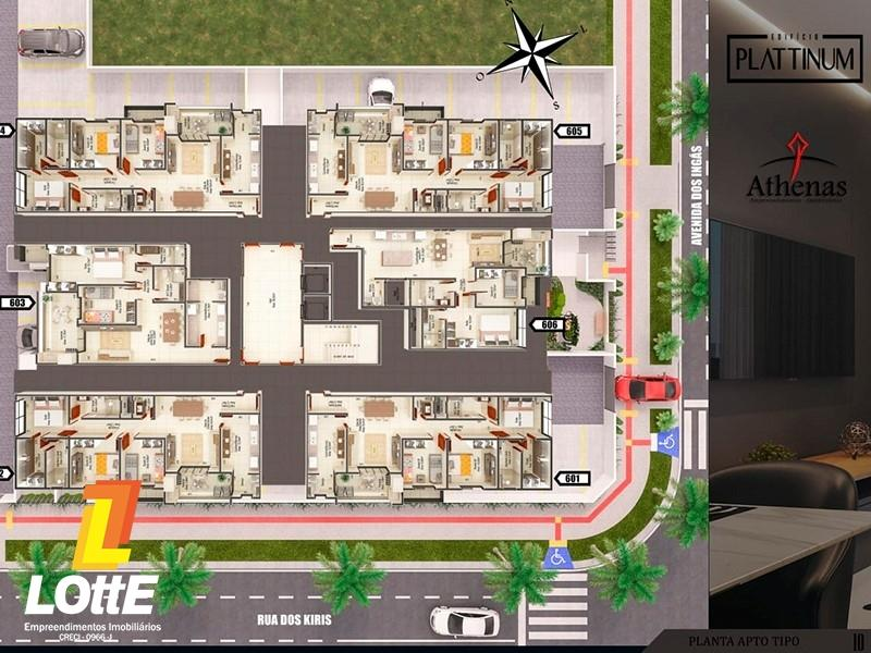 Apartamento - Jardim Paraíso II