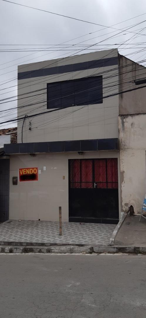 CASA COM 3 DORMITÓRIOS À VENDA, 170 M² POR R$ 230.000 - VASSOURAL - CARUARU/PE