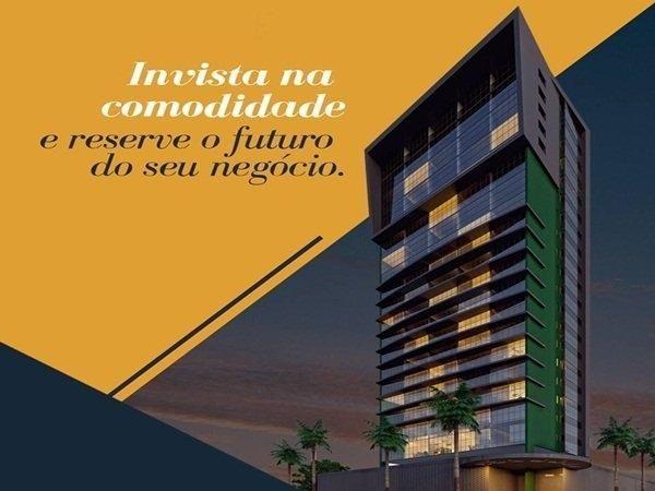 SALA À VENDA, 40 M² POR R$ 259.090 - UNIVERSITÁRIO - CARUARU/PE