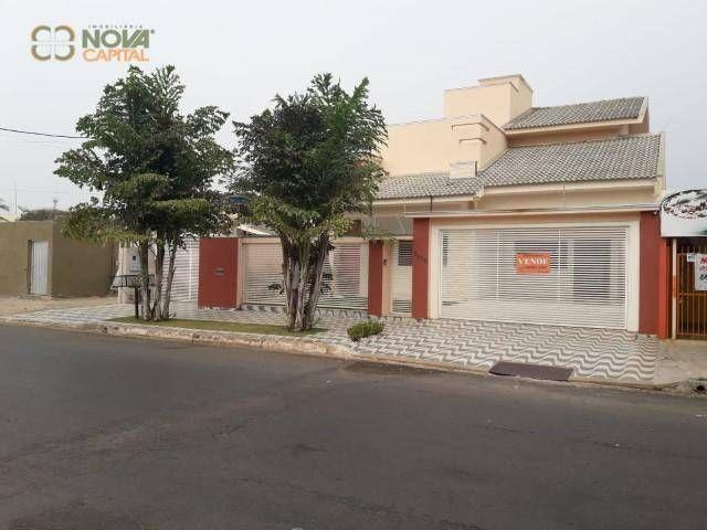CASA RESIDENCIAL À VENDA, SETOR RESIDENCIAL SUL, SINOP.