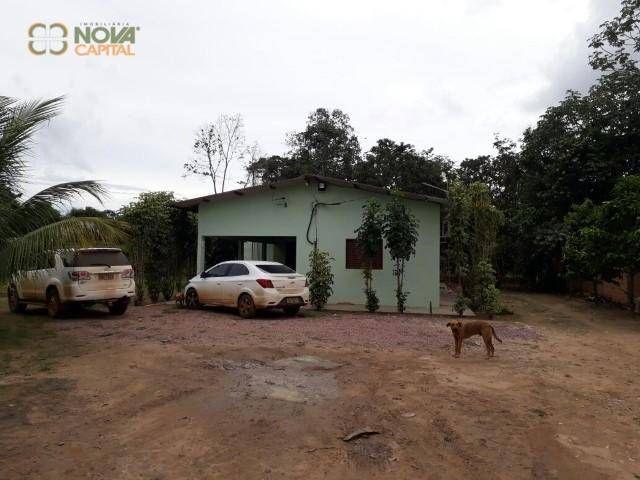 CASA COM 2 DORMITÓRIOS À VENDA, 160 M² POR R$ 500.000,00 - ZONA RURAL - SINOP/MT