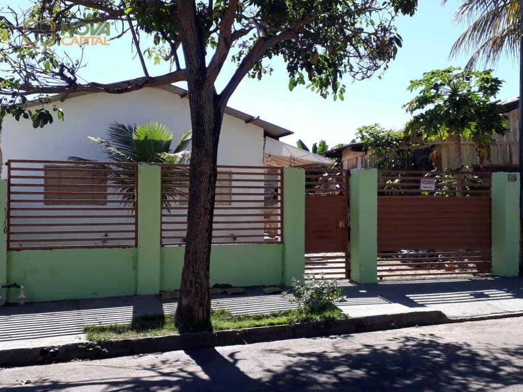CASA RESIDENCIAL À VENDA, JARDIM BOA ESPERANÇA, SINOP - CA0067.