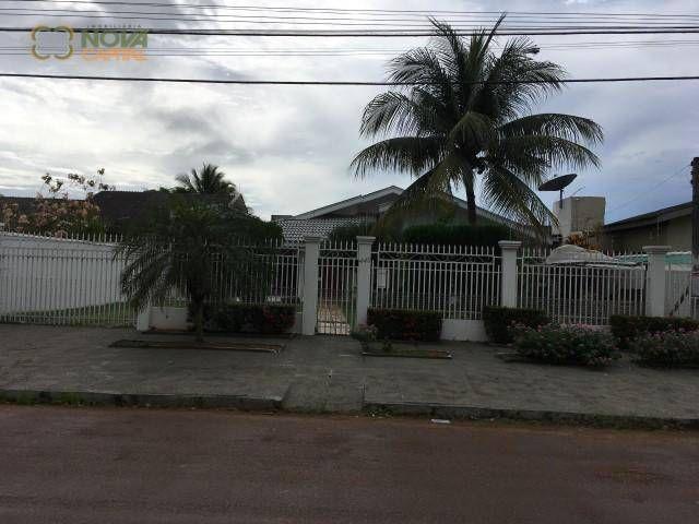 CASA RESIDENCIAL À VENDA, JARDIM JACARANDÁS, SINOP.