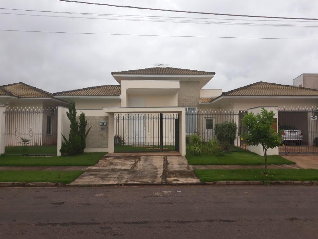 Casa com 03 suítes à venda, 357,57 m² por R$ 1.950.000 - Jardim Maringá - Sinop/MT
