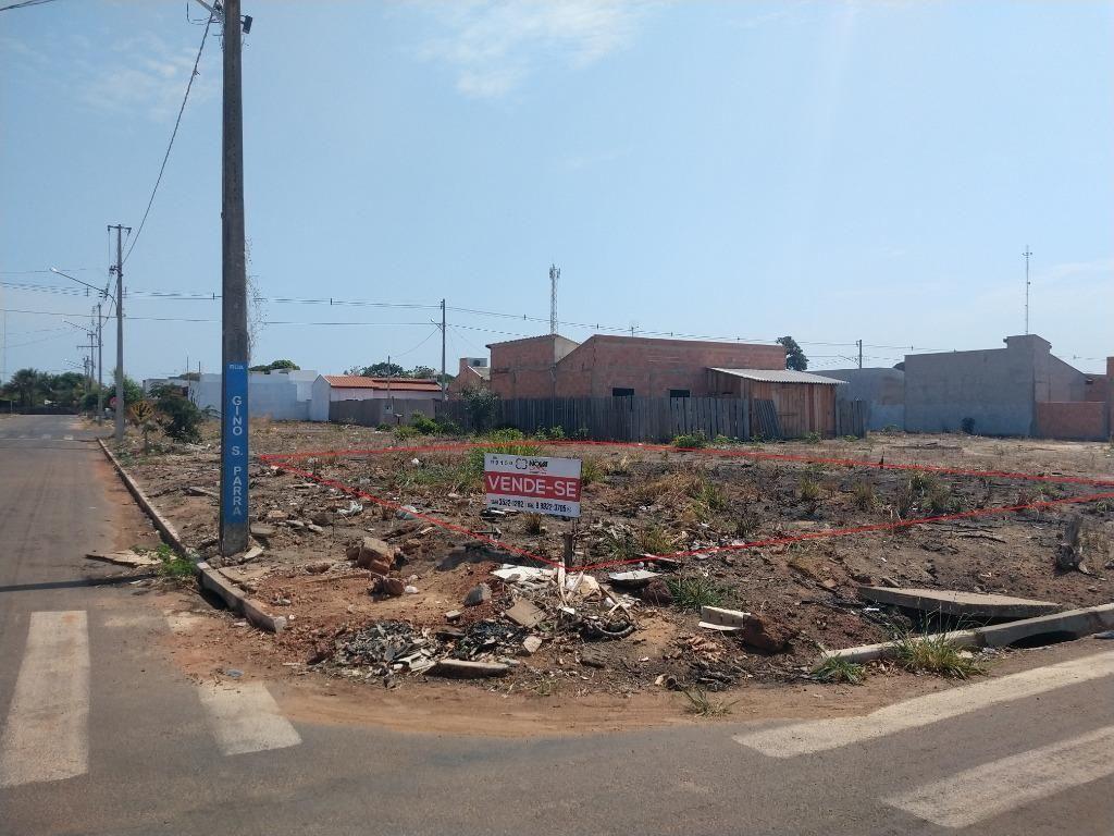 Terreno residencial à venda, Jardim Novo Horizonte, Sinop.