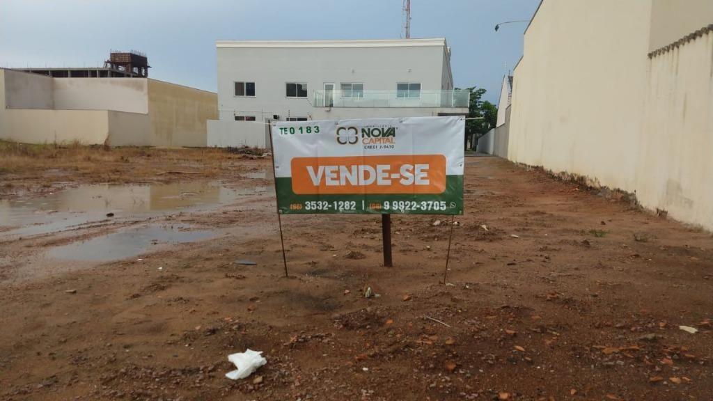 TERRENO À VENDA, 640 M² POR R$ 600.000 - SETOR COMERCIAL - SINOP/MT