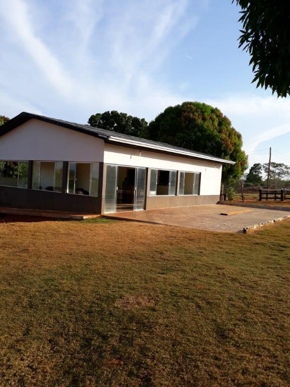 Sítio com 02 dormitórios à venda, 72 alqueires, por R$ 3.600.000 - Zona Rural - Colider/MT