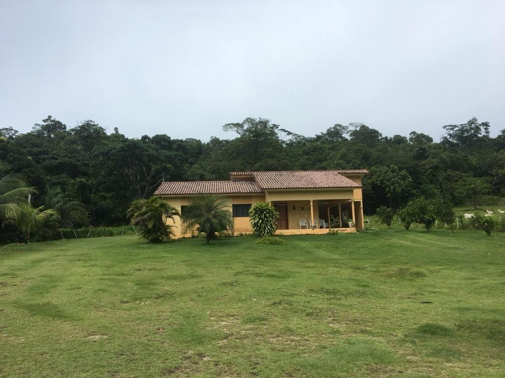 Fazenda com casa sede contém 02 dormitórios à venda, 3688080 m² por R$ 4.300.000 - Zona Rural - Terra Nova do Norte/MT