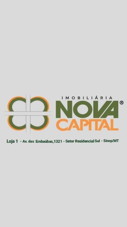 TERRENO À VENDA, 321 M² POR R$ 55.000 + PARCELAS - RESIDENCIAL MORIÁ - SINOP/MT