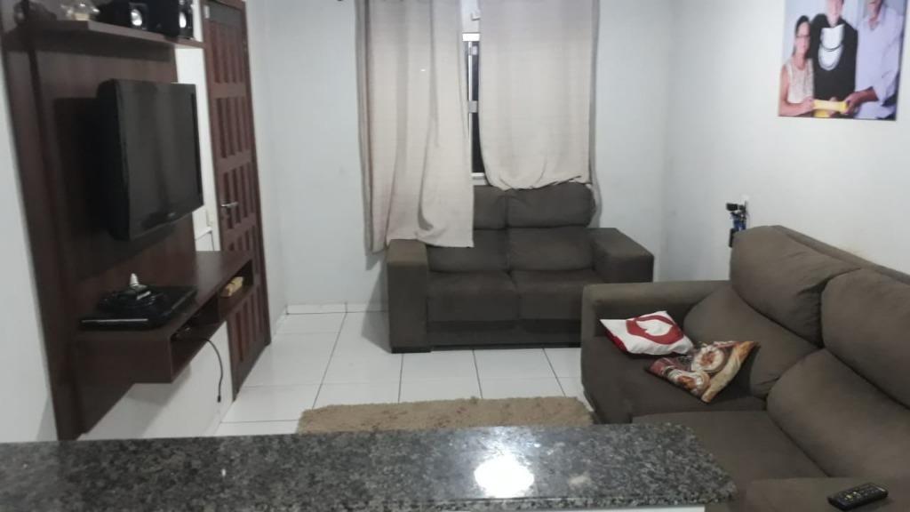 Casa com 02 dormitórios à venda, 60 m² por R$ 170.000 - Residencial Das Acácias - Sinop/MT