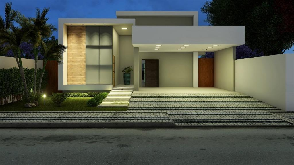 Casa com 04 dormitórios, sendo 01 suíte à venda, 266 m² por R$ 930.000 - Jardim Terra Rica II - Sinop/MT