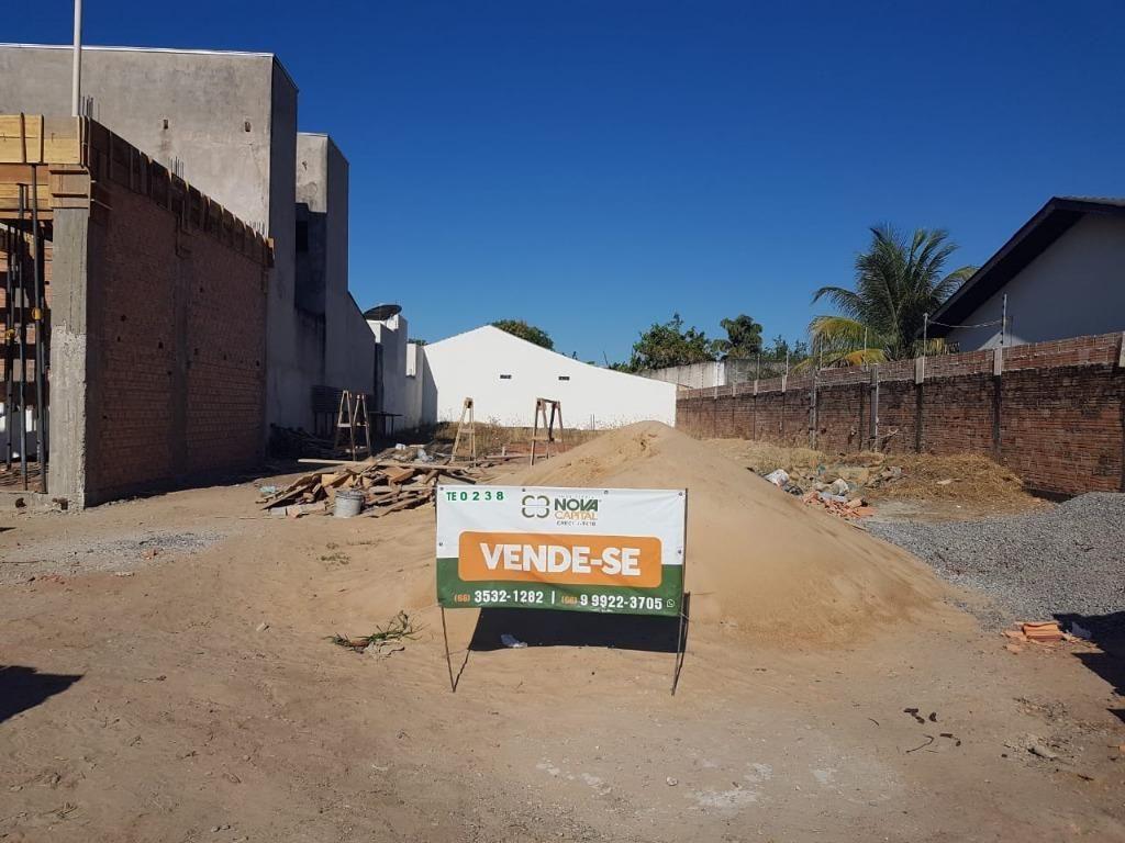 TERRENO À VENDA, 611 M² POR R$ 200.000,00 - JARDIM IMPERIAL - SINOP/MT