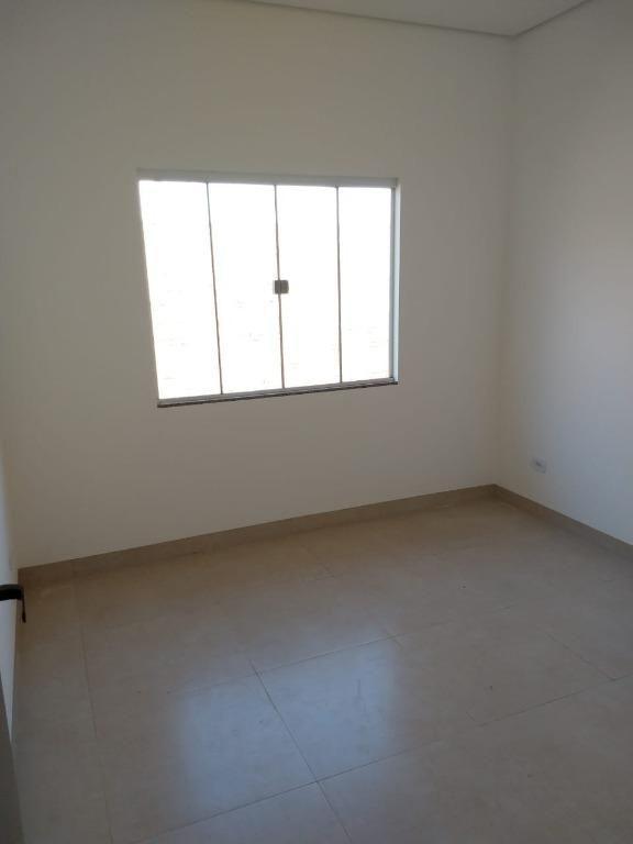 Casa com 03 dormitórios, sendo 01 suíte à venda, 100 m² por R$ 215.000 - Residencial Moriá - Sinop/MT