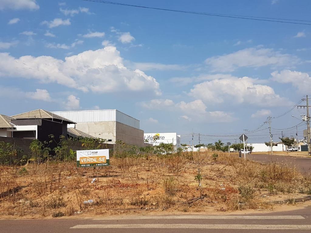 Terreno à venda, 360 m² por R$ 180.000 + parcelas - Jardim das Itaubás - Sinop/MT