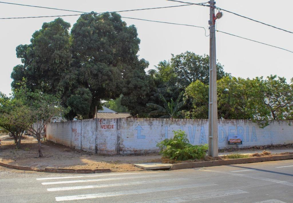 TERRENO À VENDA, 544 M² POR R$ 600.000,00 - JARDIM IMPERIAL - SINOP/MT