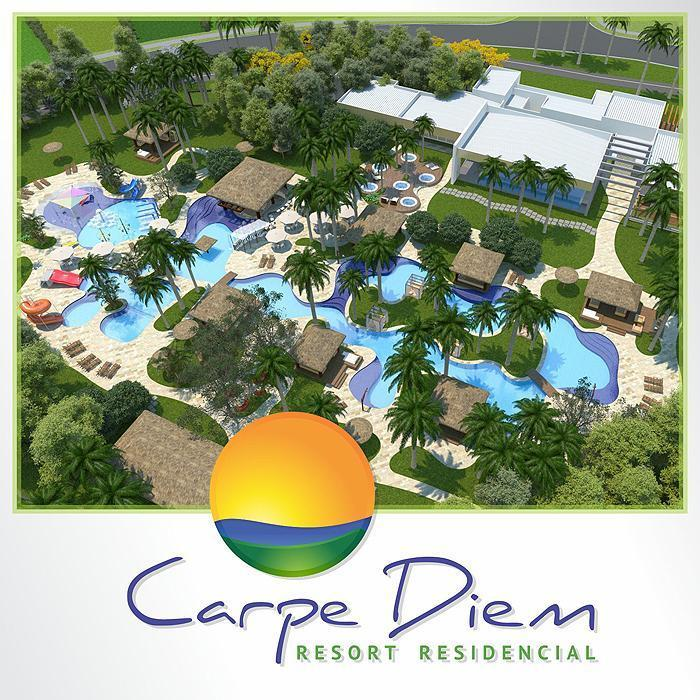 TERRENO À VENDA, 492 M² - RESORT RESIDENCIAL CARPE DIEM - SINOP/MT