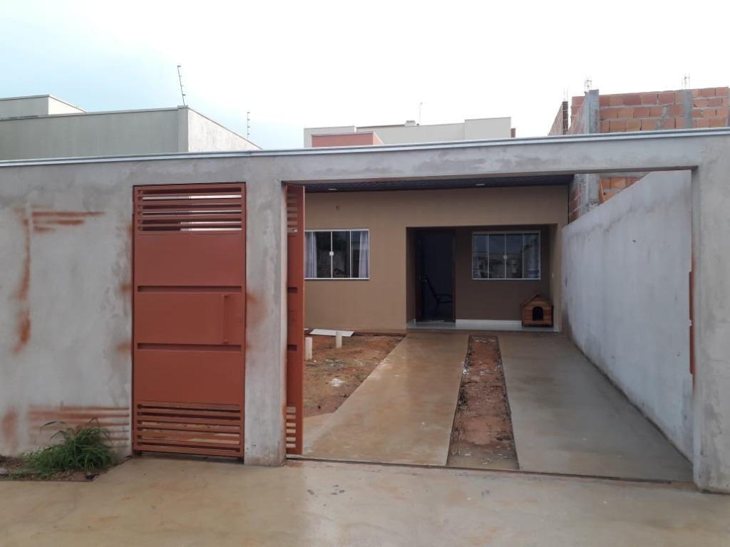 CASA COM 02 DORMITÓRIOS À VENDA, 70 M² POR R$ 250.000 - RESIDENCIAL FLORENÇA - SINOP/MT