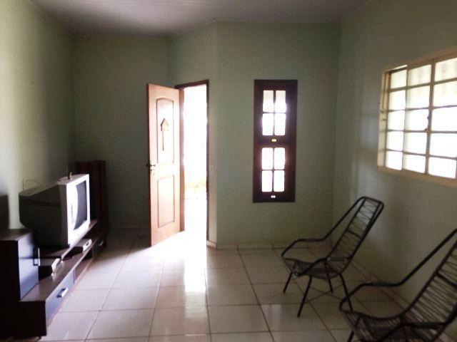 Ótima casa funcional á venda no centro de guarantã do norte