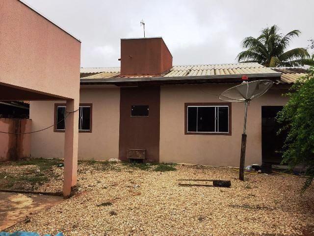 Casa com 3 dormitórios à venda, 160 m² por R$ 180.000 - Jardim Vitória - Guarantã do Norte/MT