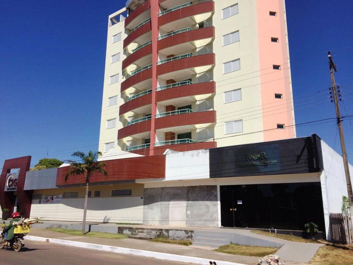 Sala Comercial em Ótima Localização à venda, 91 m² por R$ 320.000 em Guarantã do Norte-MT
