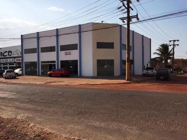 Salão Comercial à venda, 421 m², localizado na Av Guarantã próximo do Centro em Guarantã do Norte/MT
