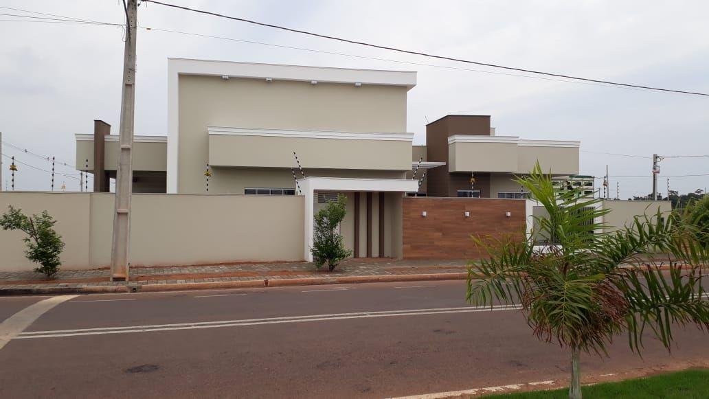 CASA COM 3 DORMITÓRIOS À VENDA, 143 M² POR R$ 550.000 - RESIDENCIAL AQUARELA DAS ARTES - SINOP/MT