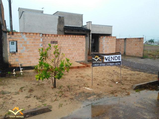 Casa a venda no NOSSA SENHORA APARECIDA em Sinop/MT