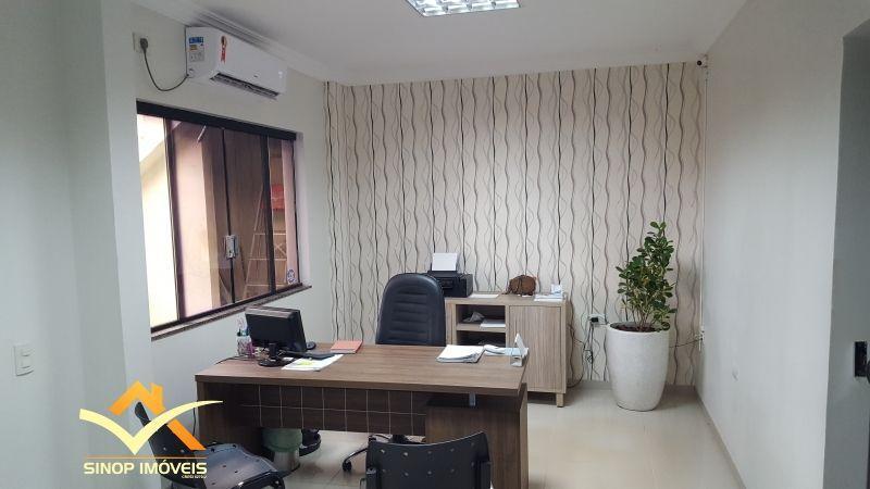 BARRACÃO para locação no CENTRO COMERCIAL DE SINOP/MT