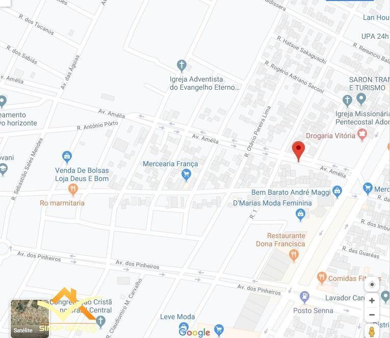 TERRENO A VENDA NO JARDIM SÃO PAULO