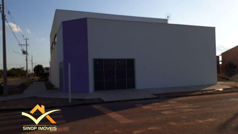 SALÃO COMERCIAL A VENDA AV. JACARANDAS SINOP/MT